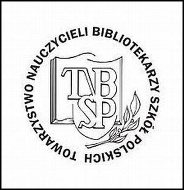 Logo - Towarzystwo Nauczycieli Bibliotekarzy Szkół Polskich Oddział w Bielsku-Białej
