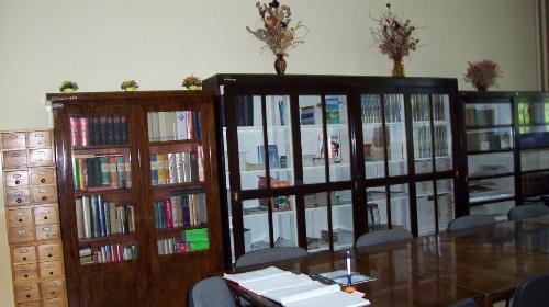 Obrazek galerii W siedzibie Oddziału